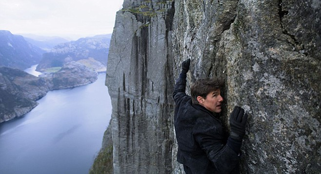 Mission: Impossible: Fallout: the mission may be impossible, but the views are amazing.