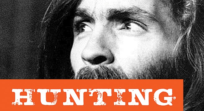 Conversation with Hunting Charles Manson author Caitlin Rother on Saturday, July 28 at the San Diego Central Library