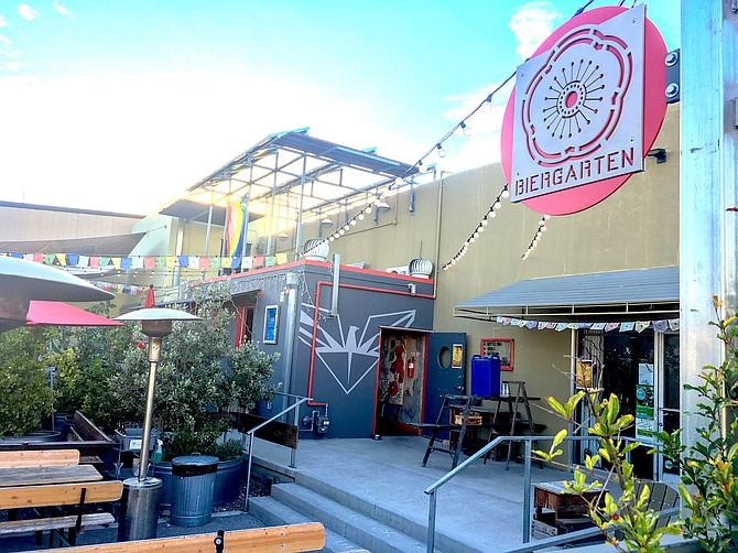 North Park's ChuckAlek beer garden to close the first weekend of September
