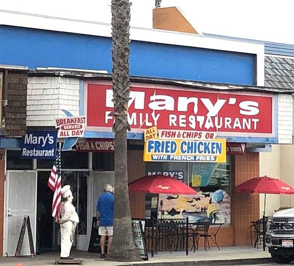 Jose Hernandez worked his way up from a dishwasher before taking over Mary's in 1999.
