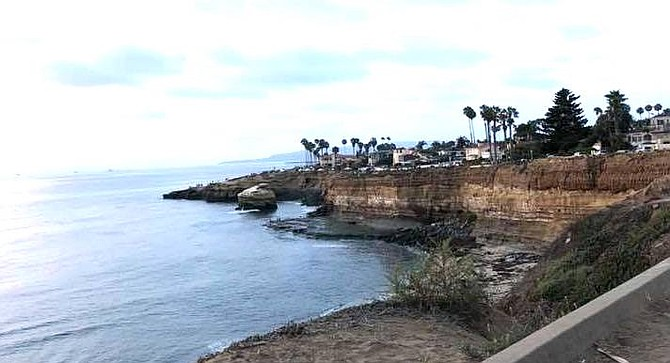 No Surf Beach. at 3:51 a 29-year-old female fell from cliff. At 8:14 pm, a 20-year-old male fell.