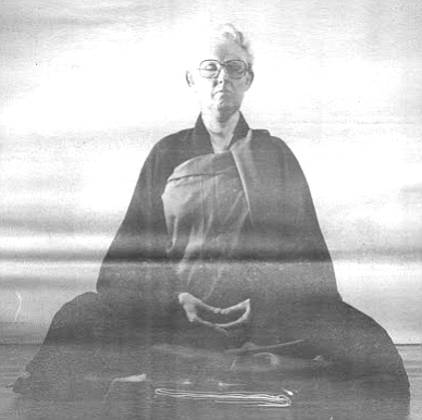Joko is the first American woman to become a successor to an authenticated Zen master.