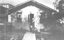Sister Maggie's home in Altamira