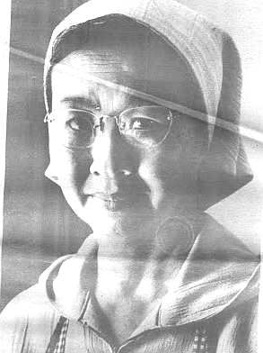 "Sister Maggie Yee was born in Phoenix of Chinese parents who were ""watered-down Buddhists."""