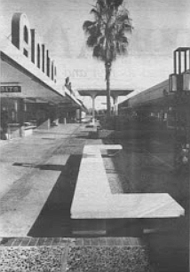 South Bay Plaza  was the biggest shopping center in San Diego when it opened in 1955 and 1956.