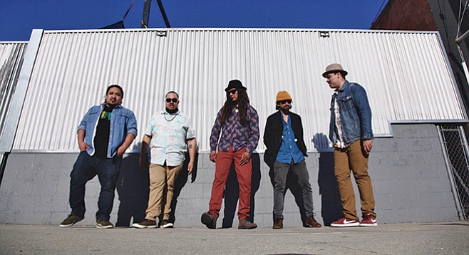 Buyepongo: It's too easy to fall down the rabbit hole of trying to pin a genre on the six-piece Los Angeles band