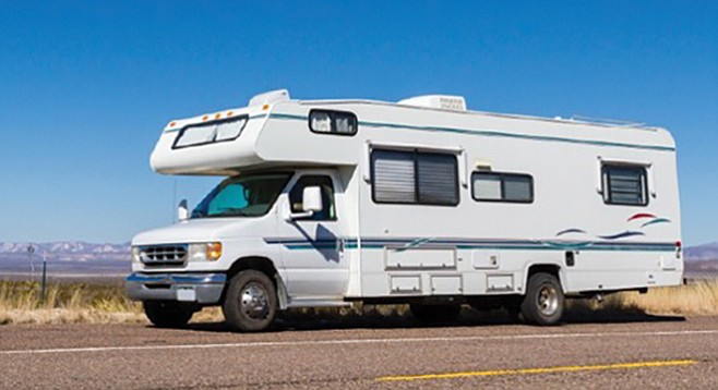 The Recreational Vehicle: America's greatest contribution to world culture after jazz and blue jeans?