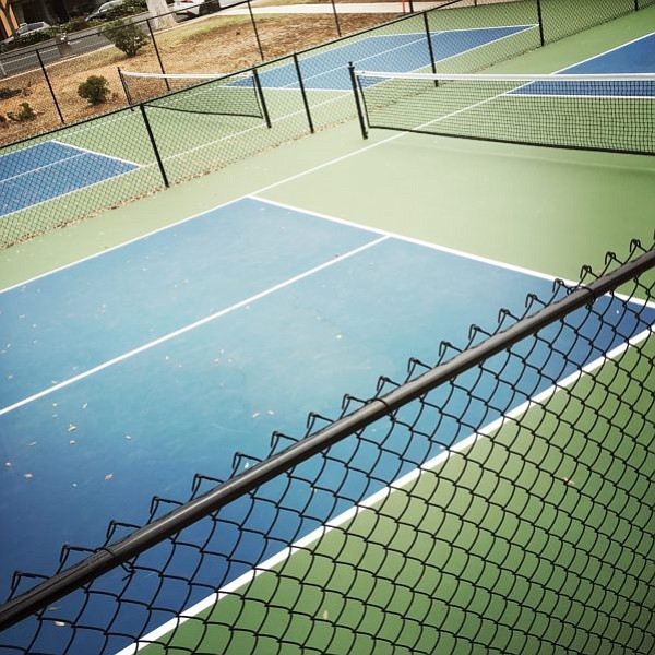 St. Michael's pickleball courts