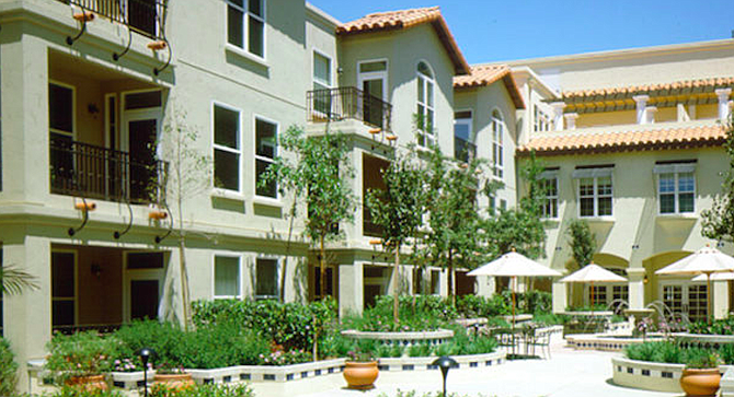 "Carlsbad by the Sea Retirement Community. The extra income ""would take care of the church for many years to come."""