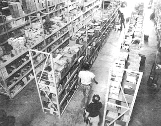 In July the business moved to a 17,000-square-foot warehouse on Production Avenue in Kearny Mesa.