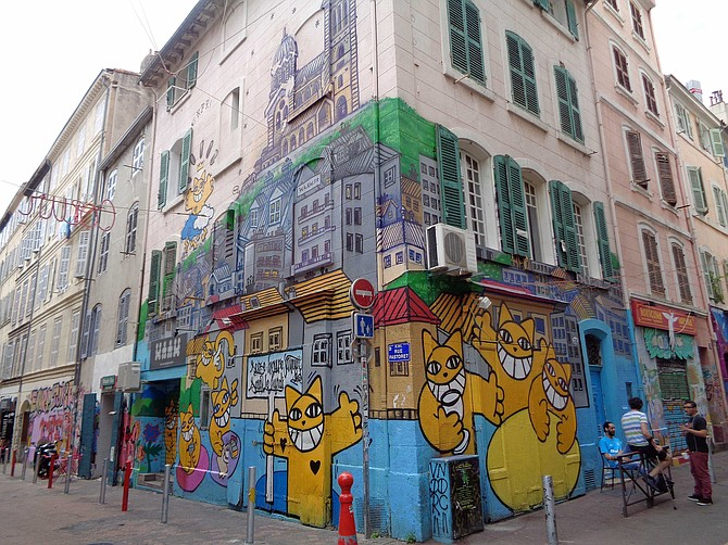Get lost in Marseilles, France's second city