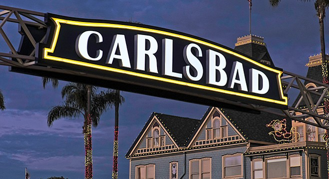Carlsbad remains mostly free of hipster stuff