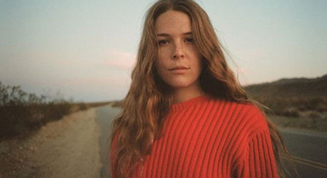 """Maggie Rogers is an artist of her time."""