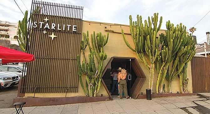 Starlite — the most beautiful restaurant I have ever laid eyes upon - Image by Matthew Suárez