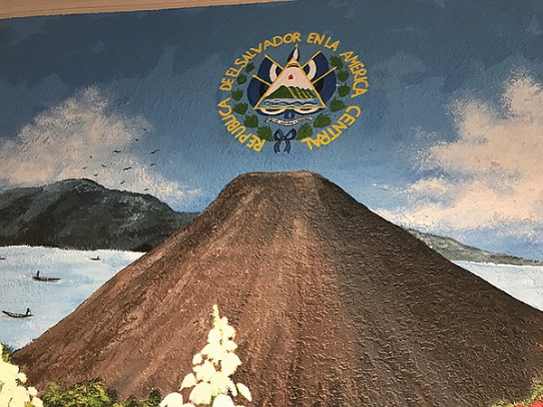 Volcanoes are big - and not so dormant - in El Salvador