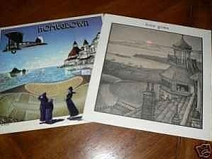 Homegrown albums