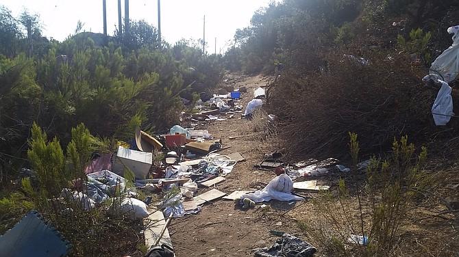 What an environmental mess.