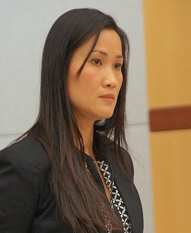 DDA Teresa Pham, photo by Eva.