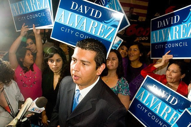 "David Alvarez: ""This is the mayor's failure."""