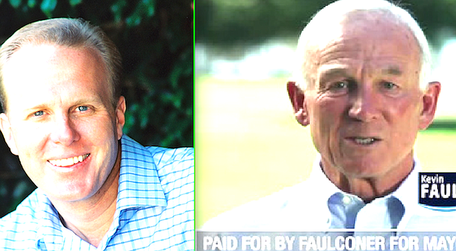 The coalition assembled by Faulconer and ex-mayor Jerry Sanders was off the rails.