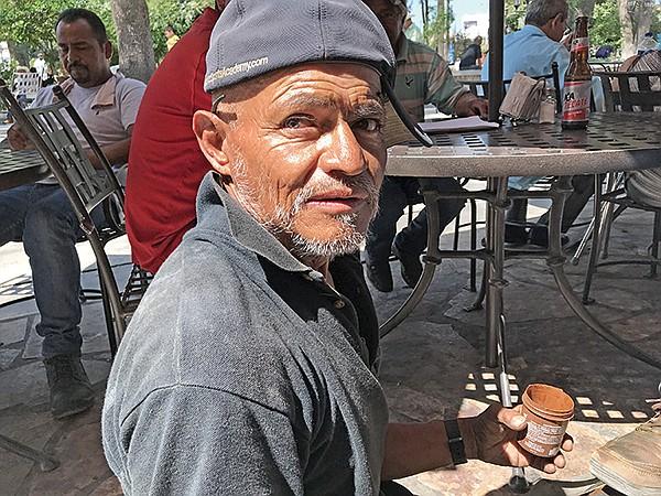 Andres the bolero: fifty years shining shoes