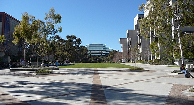 Early earnings for University of California at San Diego grads is $58,600.