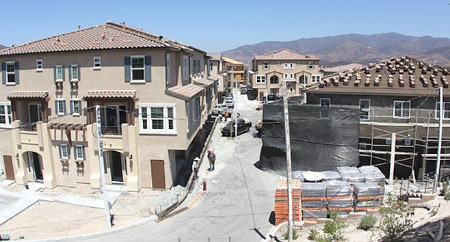 Home construction in Eastlake