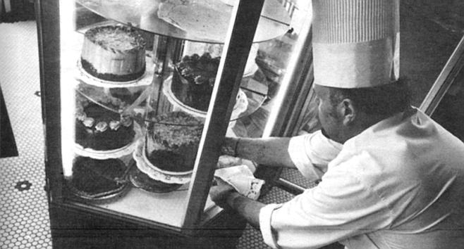 """Gerry Glenn: """"I got into baking accidentally."""""""