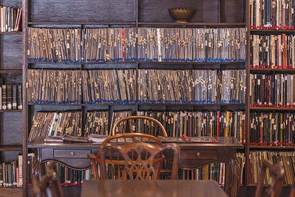 Athenaeum Music and Arts Library on Wall Street in La Jolla