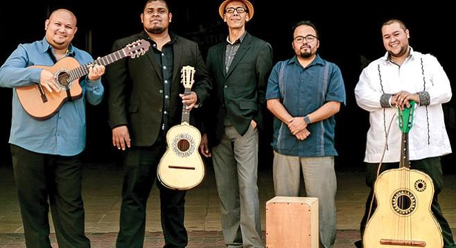 Jarabe Mexicano play Civita Park on Sunday, August 26.