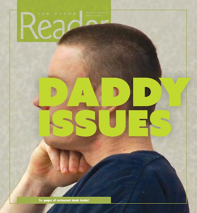 A father's blood in Rancho Santa Fe | San Diego Reader