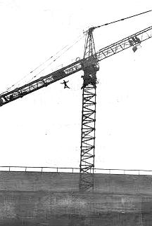 DiGiovanni BASE jumping at the Hyatt under construction downtown (1)