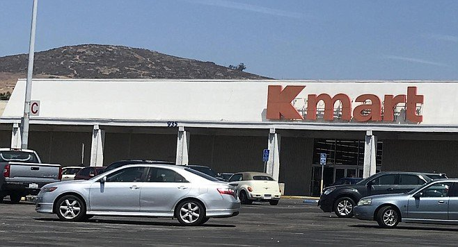 kmart is closing because the baby boomers are now gone - Kmart After Christmas Sale