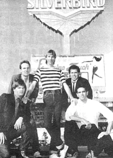 Ted Bishop, Brian Puckett, Gary Puckett, Bill Thompson, Jeff Morgan