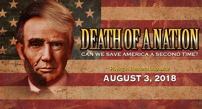 Artwork for Death of a Nation