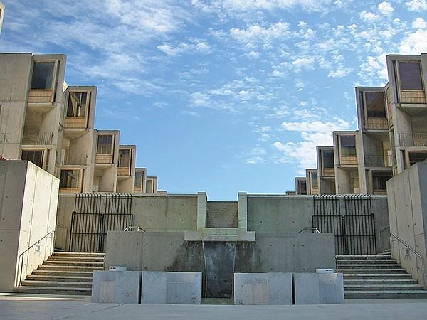 Salk Institute in La Jolla