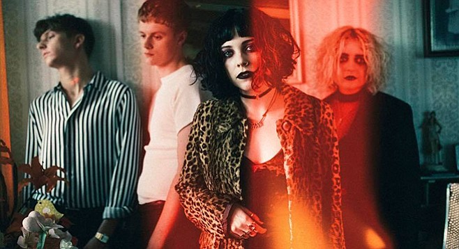 Pale Waves at Irenic on December 7