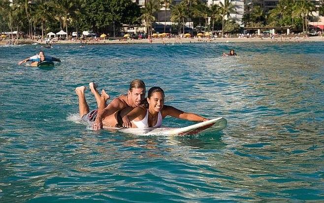 Tandem paddling