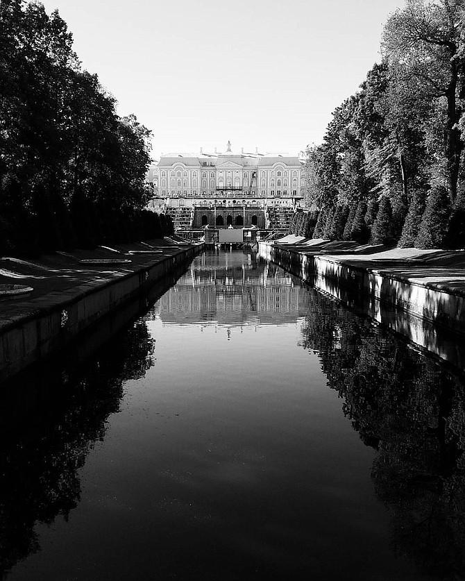 The Peterhof Palace (St. Petersburg, Russia)