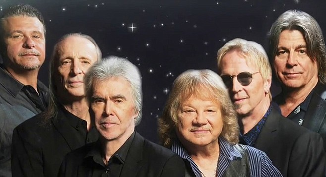 Three Dog Night: Just over a half century since their debut
