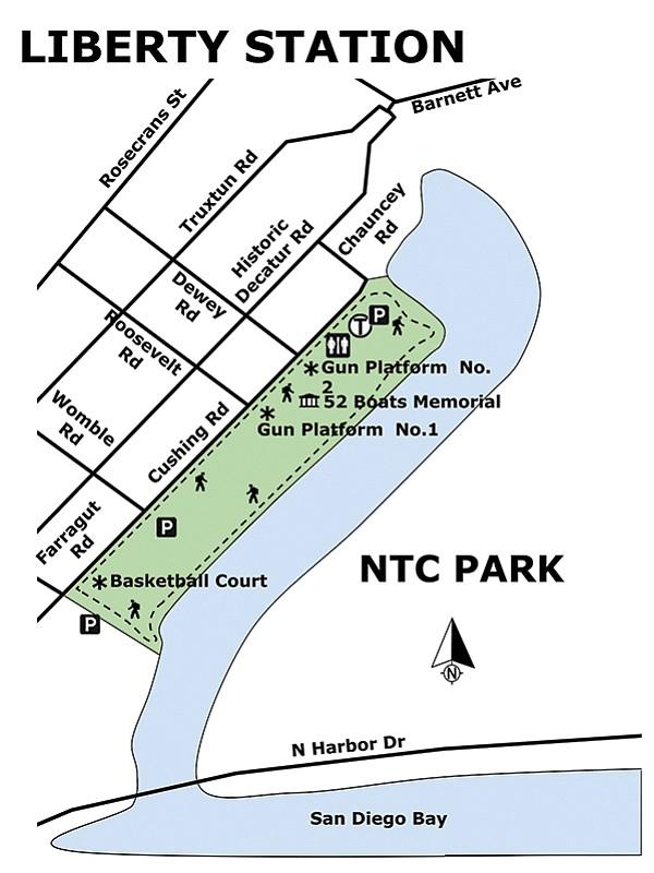 Liberty Station NTC Park