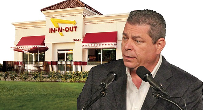 Eric Bauman, In-N-Out home branch in Anaheim Hills