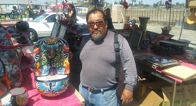 Where will Hicinino Cruz go with his ceramics?