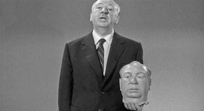 Alfred Hitchcock Presents…Alfred Hitchcock!