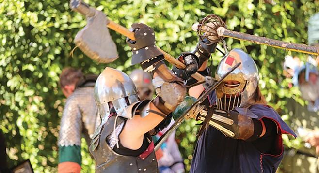Vista Viking Festival
