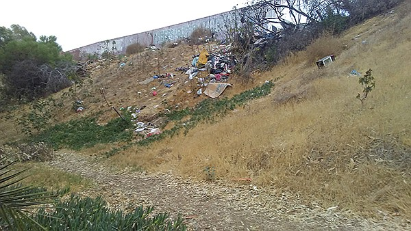 Ten thousand dump trucks of trash last year