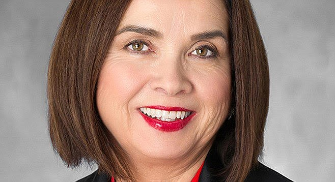 The prior tenure of SDSU's newly-installed president Adela de la Torre as an administrator at UC Davis has gotten short shrift from the locals.