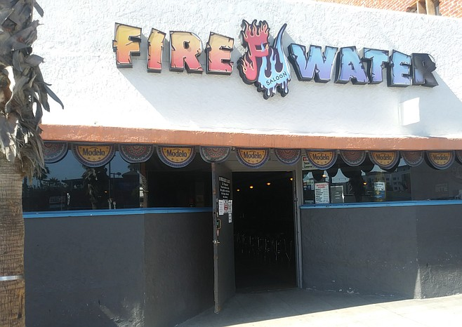 The Firewater was once known as the Rusty Spur – Barbara Mandrell played there.