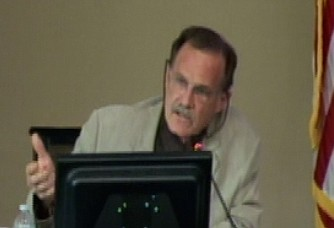 """Michael Beck at June planning commission hearing:""""So the policy doesn't say what I read it to say and that is that you need to mitigate in the county?"""""""