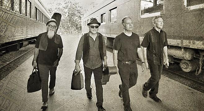 The Delgado Brothers Band